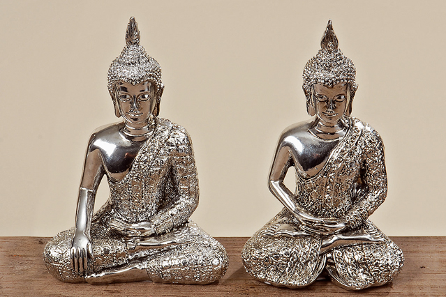 gl cks buddhas im 2er set 13 cm my buddha ch by akasha gmbh. Black Bedroom Furniture Sets. Home Design Ideas